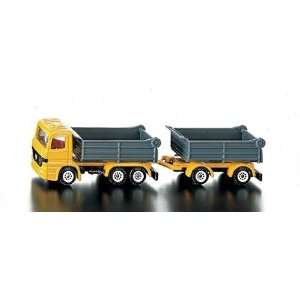 Siku Tipper Truck and Trailer Toys & Games