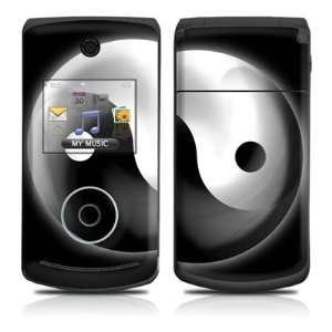 Yin Yang Balance Design Protective Skin Decal Sticker for