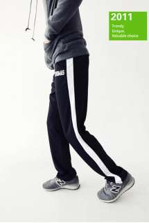 New Mens Fashion Casual Sport Long Pants Trousers