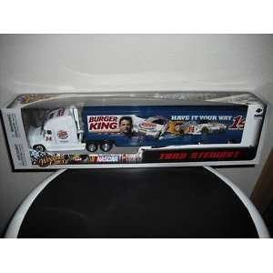 Burger King Have It Your Way Stewart Photo Hauler Transporter Tractor