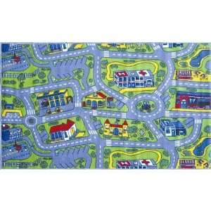 Driving Time Rug 39x58 Furniture & Decor
