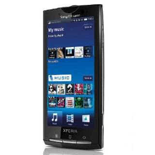 Sony Ericsson Xperia X10i/X10 Unlocked Phone with GPS, Android OS, 8.1