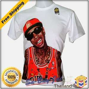 SHIRT TYGA V2 RAPPER HIPHOP YOUNG MONEY LIL WAYNE RETRO VINTAGE NWT