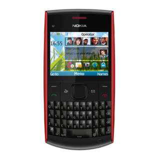 Nokia X2 01 QWERTY Quadband Unlocked GSM Phone