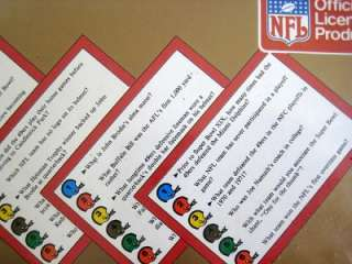 San Francisco 49ers Football NFL Trivia Game SEALED