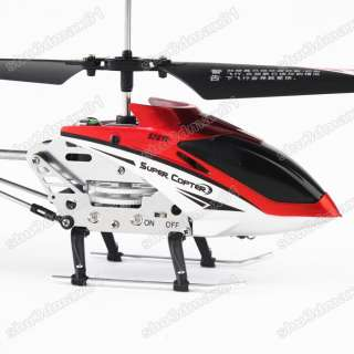 Mini 3.5CH RC Remote control LED light Helicopter GYRO 4029 Features