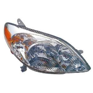 89 90 FORD BRONCO II/91 94 EXPLORER/89 92 RANGER HEADLIGHT