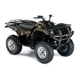 Mossy Oak AMR Racing Yamaha Grizzly 660 ATV Quad Graphic Kit   Break