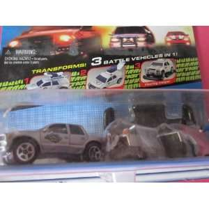 Hot Wheels Team Knight Rider Action Pack (Silver Dante Truck Edition