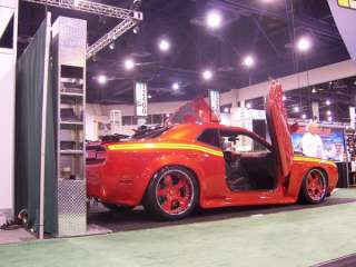 Dodge Challenger 08+ Lambo Kit Vertical Doors 09 10+