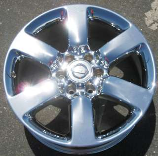 NEW 20 FACTORY NISSAN TITAN ARMADA OEM CHROME WHEELS RIMS EXCHANGE
