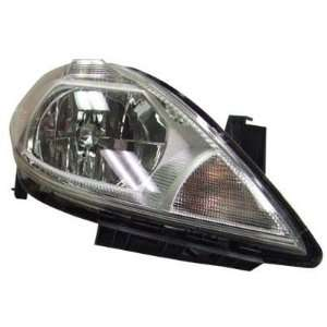 Nissan Versa Replacement Headlight Assembly   Passenger Side
