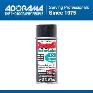 Hosa Caig DeoxIT Fader Lubricant, Aerosol Spray 5 oz. (5% Solution