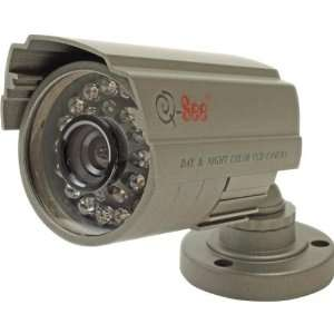 Weatherproof Color Ccd Bullet Camera