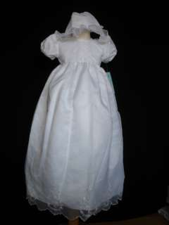 New Baby Girl Christening Baptism Formal Dress Gown New Born to 18