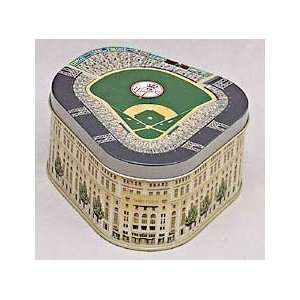 New York Yankees Old Stadium Musical Stadium Tin Sports
