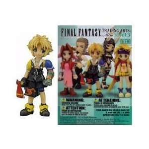 Final Fantasy Trading Arts Tidus Mini Figure Toys & Games
