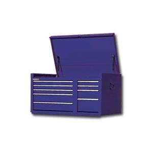 Tool Boxes (ITBBR865BLUE) 9 Drawer Top Chest (Blue)