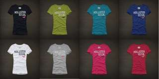 Hollister By Abercrombie & Fitch Lake Hodges Supersoft graphic T
