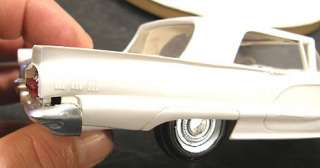 VINTAGE 1960 FORD THUNDERBIRD T BIRD PROMO CAR 2 DOOR HARDTOP