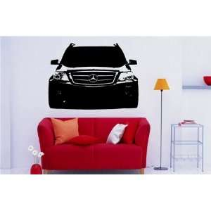 Wall Mural Vinyl Decal Stickers Car Mercedes Benz GLK S925