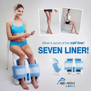 Calf Legs foot Massager Seven Liner (PLUS III) New 2011