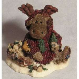 Boyds Bears & Friends   Manheim The Eco Moose   Style