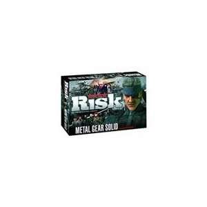 Metal Gear Solid Risk Board Game Toys & Games
