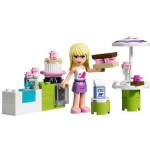 Lego Friends Stephanies Bakery 3930 Toys & Games
