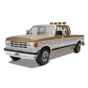 Monogram 1/24 Ford F250 Super Duty Pickup Truck Kit Toys & Games