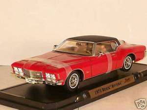 1971 Buick Riviera 118 Scale Diecast Car Die Cast Cars