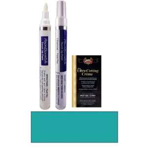 1/2 Oz. Ocean Blue Metallic Paint Pen Kit for 1984 Rolls