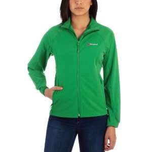 Berghaus Selway Jacket   Soft Shell (For Women)   GREEN