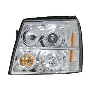 2002 2002 Cadillac Escalade/escalade Esv Projector Headlights Halo