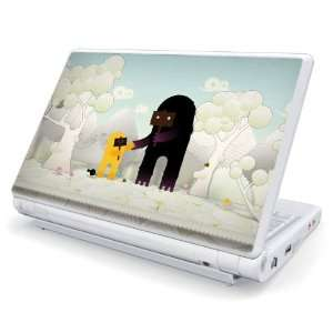 Decal Sticker for Dell Mini 10 / Mini 10v Netbook Laptop Notebook