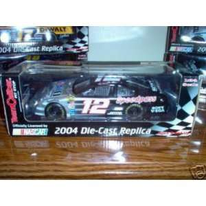 NEWMAN #12 TEAM CALIBER PIT STOP DIECAST CAR Scale 124 Toys & Games