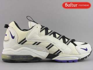 VINTAGE NIKE AIR MAX LIGHT III 3 WHITE/PURPLE/BLACK 11