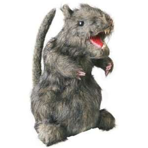 Large Standing Rat Halloween Prop Patio, Lawn & Garden