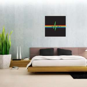 Pink Floyd Wall Decal 22 x 22