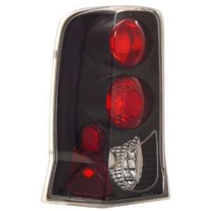 CADILLAC ESCALADE 02 06 TAIL LIGHTS JDM BLACK Automotive