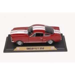 FeeNix 35003 118 Scale Shelby GT350 Mustang   Red Die