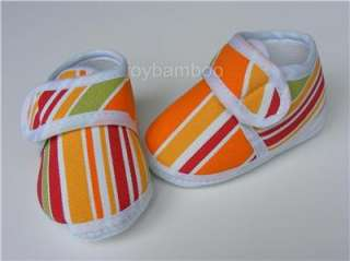 NEW 78 Pairs of Soft baby Shoes Assorted Colors Velcro Straps