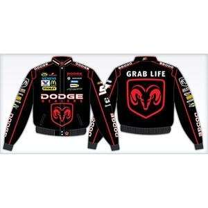 Kasey Kahne Dodge Twill NASCAR Uniform Jacket by JH