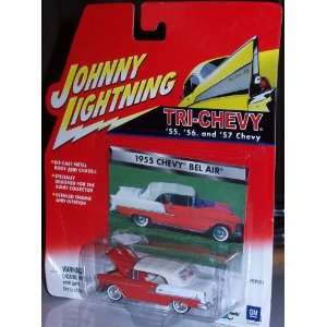 Tri chevy 55, 56, 57 Chevy   1955 Chevy Bel Air Toys & Games