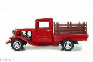 1934 FORD PICKUP PICK UP TRUCK 1/18 DIE CAST 1/18 RED