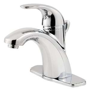 Price Pfister Parisa Single Handle Bathroom Faucet in Various Finishes