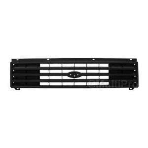 FORD TRUCK AEROSTAR Grille assy argent 1986 1987 1988