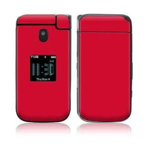 Samsung Zeal Skin Decal Sticker   Simply Red Everything