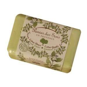Panier des Sens Green Tea Shea Butter Soap Beauty