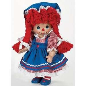 Moments Youre My True Blue Friend Girl   Raggedy Ann Toys & Games